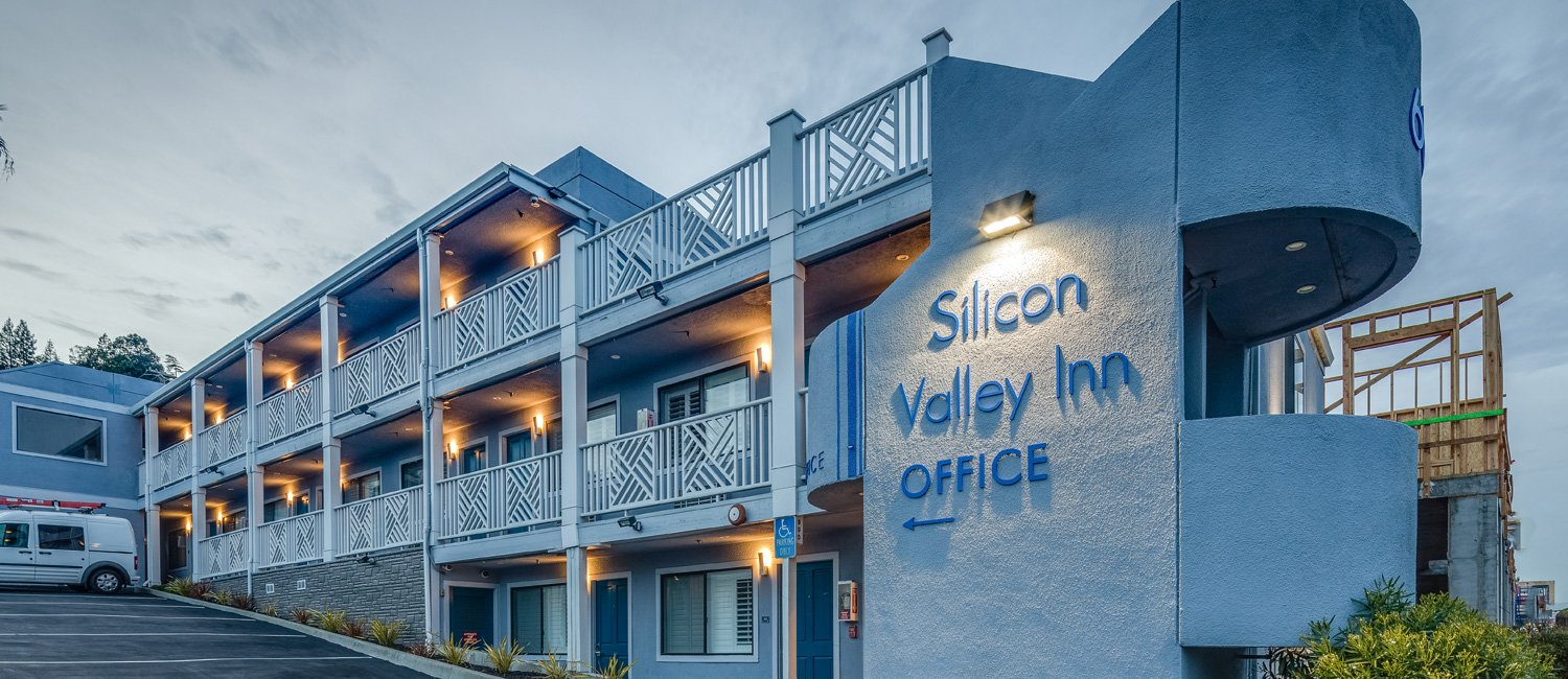 Silicon Valley Inn Offers Free Parking and Easy Access To Many Corporate Headquarters