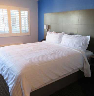Silicon Valley Inn Guest Rooms