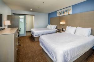 2 Beds Room - Room view